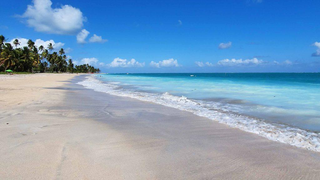 Caminhada pela praia de Barra Grande até Antunes