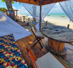 Gazebo Casa da Praia