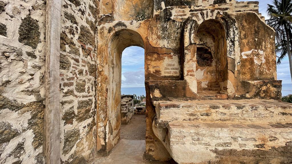 Mosteiro de São Bento, em Maragogi
